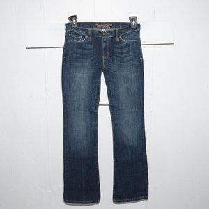 Abercrombie & fitch boot womens jeans sz 4 R  3903